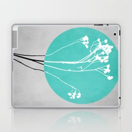 Abstract Flowers 1 Laptop & iPad Skin