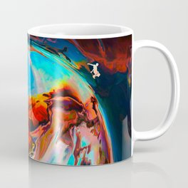 Levkí (Abstract 47) Coffee Mug