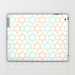 Star Of David Pattern  #society6 #decor #buyart #artprint Laptop & iPad Skin