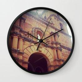 La Iglesia Wall Clock