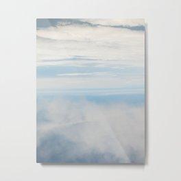 travel collection. heavens Metal Print