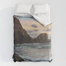 Kynance Cove, The Lizard, Cornwall, England, United Kingdom Comforters