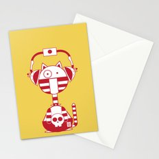 Scat 2 Stationery Cards