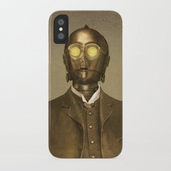 Baron Von Three PO  iPhone Case