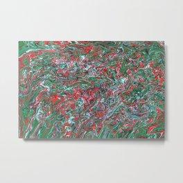 Nine colors Metal Print