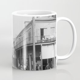 Madison Street, New Orleans, Louisiana 1906 Coffee Mug