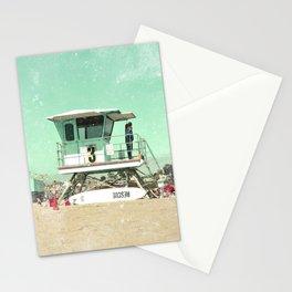 Lifegaurd Stationery Cards