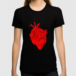Low Poly Heart T-shirt