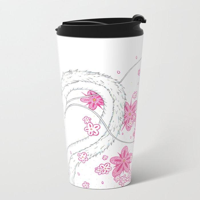 Kohaku-gawa Metal Travel Mug