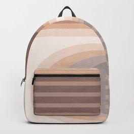 Undecided - A Geometric Art Design Backpack