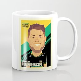 Teimana Harrison - Northampton Saints Coffee Mug