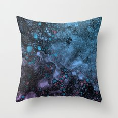 Cell Stem Throw Pillow