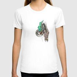 Search IX Noli foras ire, inter ipsum redi T-shirt