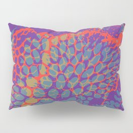 psychedelic beauty Pillow Sham