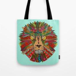 lion mint Tote Bag