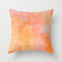 venus Throw Pillows featuring Venus by Fernando Vieira