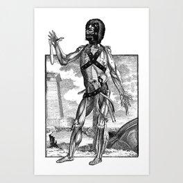 CENOBITE II Art Print