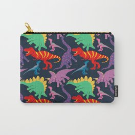 Dinosaur Domination - Dark Carry-All Pouch