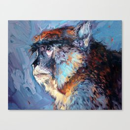 Juliette - Austin Zoo Canvas Print