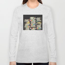 VHS Stack Long Sleeve T-shirt
