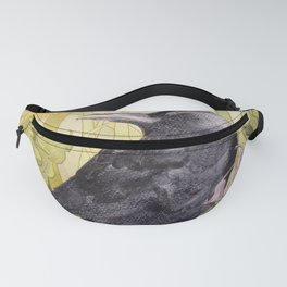Canuck the Crow Fanny Pack