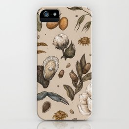 Georgia Nature Walks iPhone Case
