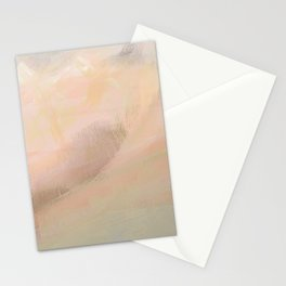 Early Morning Mountain Hike Stationery Cards