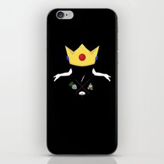 Peach iPhone & iPod Skin