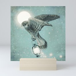 Nighthawk  Mini Art Print