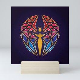 Arcane Angel Mini Art Print