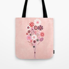 Flowers for Zoe Tote Bag