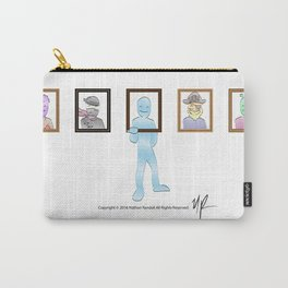 Frame of Mind Carry-All Pouch