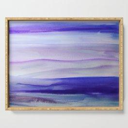 Purple Mountains' Majesty Serving Tray