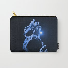 Digital Anemone Carry-All Pouch