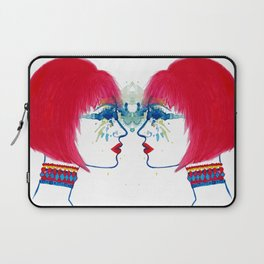 Red Spice  Laptop Sleeve