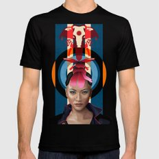Queen of Darkness Far Cry 4 -  Yuma MEDIUM Mens Fitted Tee Black