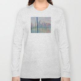 Claude Monet - Le Grand Canal Long Sleeve T-shirt