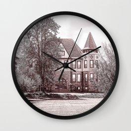 Ohio Veterans Home Wall Clock