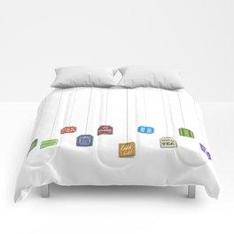 c[_] I love tea c[_] Comforters