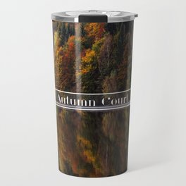Autumn Court Travel Mug