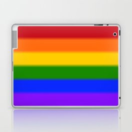 Rainbow Gay Pride Flag Laptop & iPad Skin
