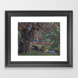 Colton, NY Framed Art Print