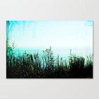 big sur Canvas Prints featuring Big Sur by Mermaid's Coin Surf Art * by Hannah Kata