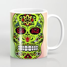 Sugar Skull #7 Coffee Mug