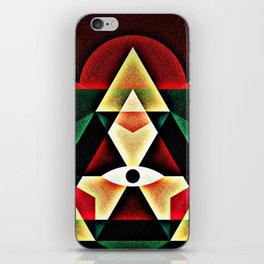 Stay Awake iPhone Skin