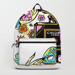 Poison of Choice: Chloroform Perfume Backpack