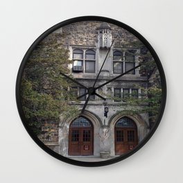 Maplewood - Jefferson Wall Clock