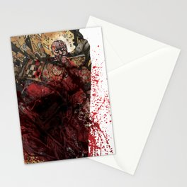 INTO THE PIT Fucking Blood Stationery Cards