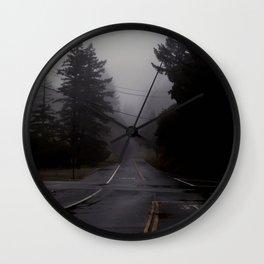 Highway 9 Wall Clock