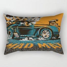 Mad Max Rectangular Pillow